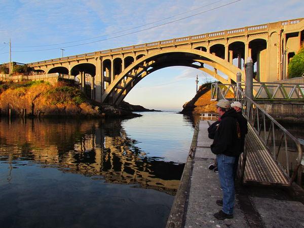 Depoe Bay-Oregon...