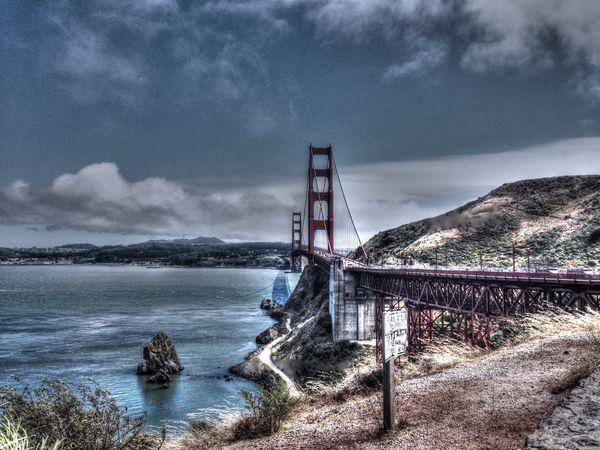 San Francisco Bay -...
