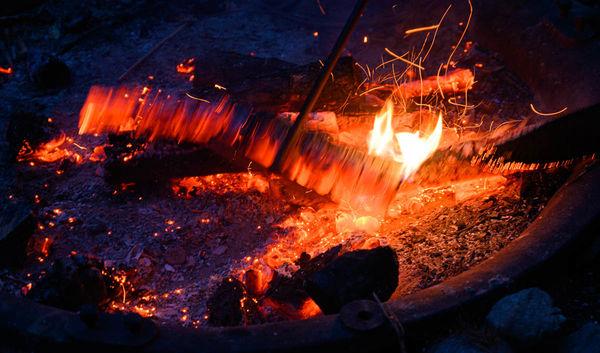 Gotta have a bonfire...