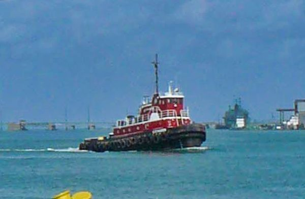 tug Boat...