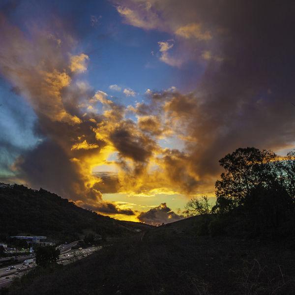 Calabasas Sunset...