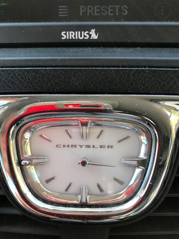 Car Clock...