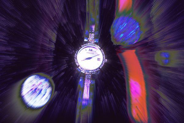 """Time Warp""..."