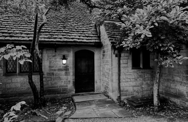 #3  Cotswald style cottage entrance.  Actually it'...