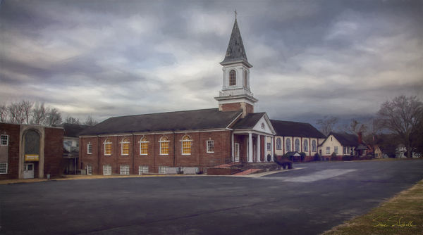 Thriving church has outlived its benefactor...