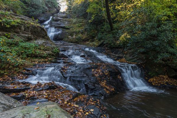 Mud Creek Falls...