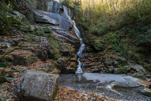 Eastatoe Falls...
