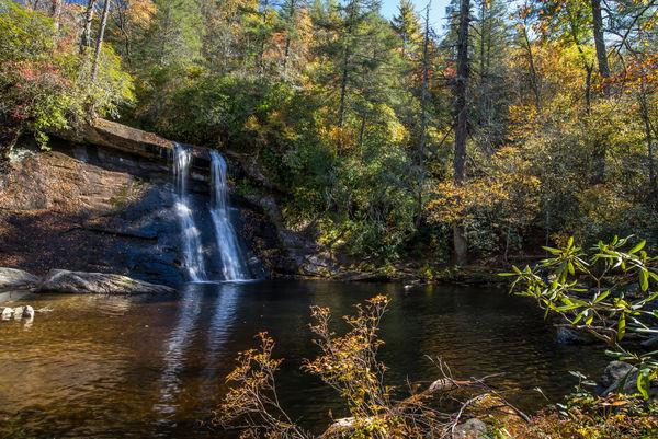 Silver Run Falls...