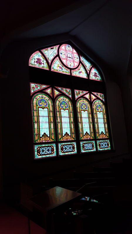 always love stained glass...