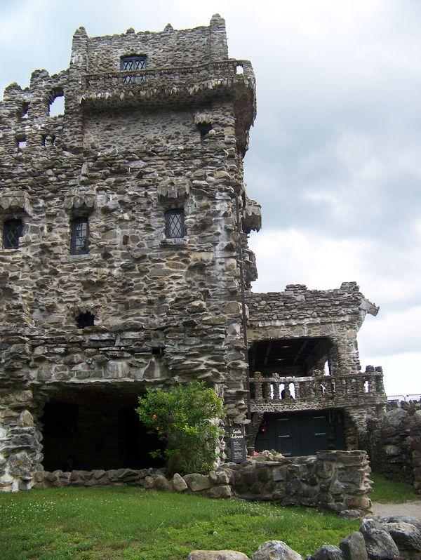 Gilette's castle, East Haddam, Ct....