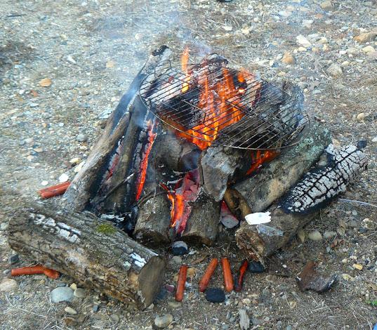 A Warm Campfire....