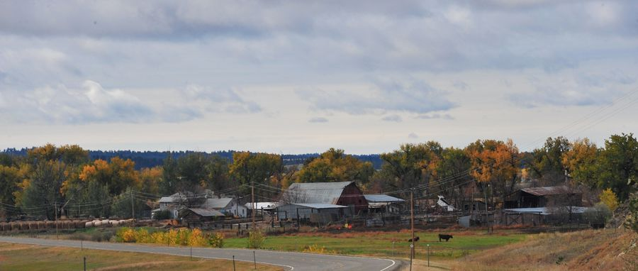 Old time family Farm / Ranch...