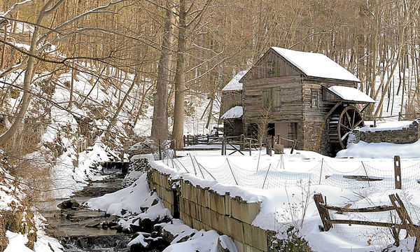 Cuttaloosa Farm Mill...