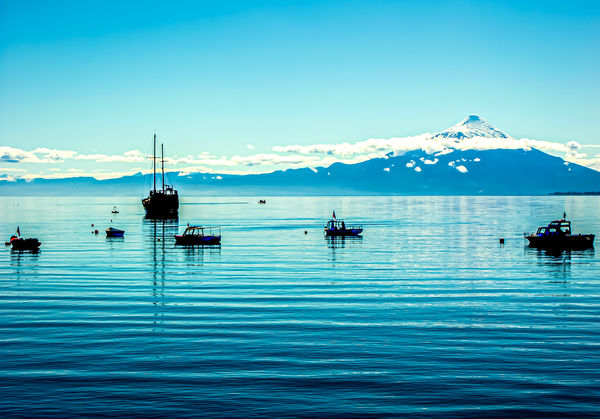 9 - Chile/Puerto Varas - Morning mood on Lake Llan...