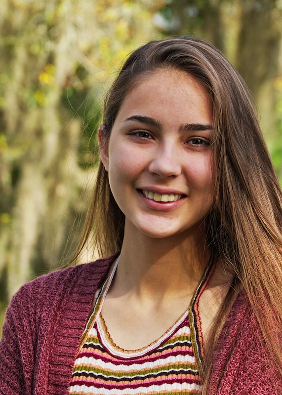 Granddaughter is a senior this year. One of the pi...