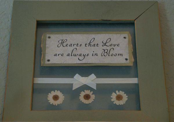 Something on display in Dee's sewing room....