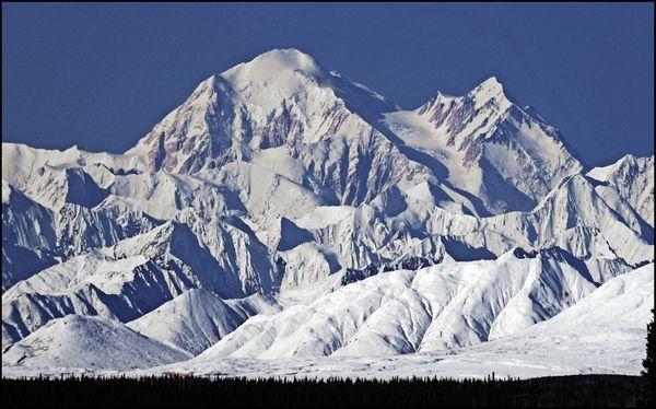Mount Denali....