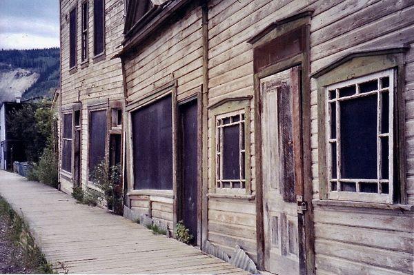 Dawson City Alaska...