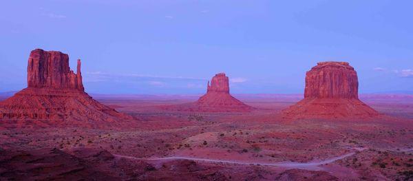 Monument Valley,  Arizona...