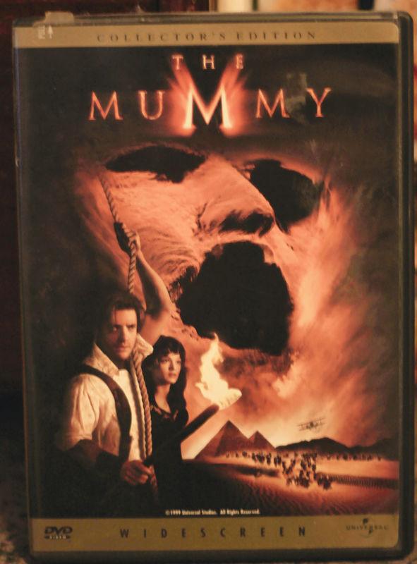 Mummy Movie...