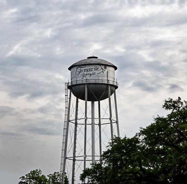 Thomasville Water Tower...