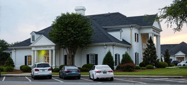 Thomasville National Bank...