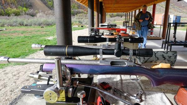 3.  Sporter Class rifles...