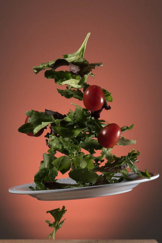 Tossed Salad...