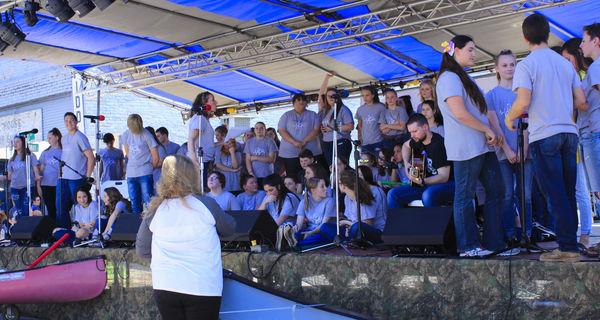 High School Vocal Ensamble...