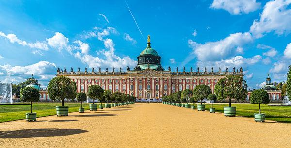 8 - New Palace (1769)...