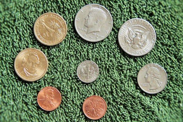 Some old coins...