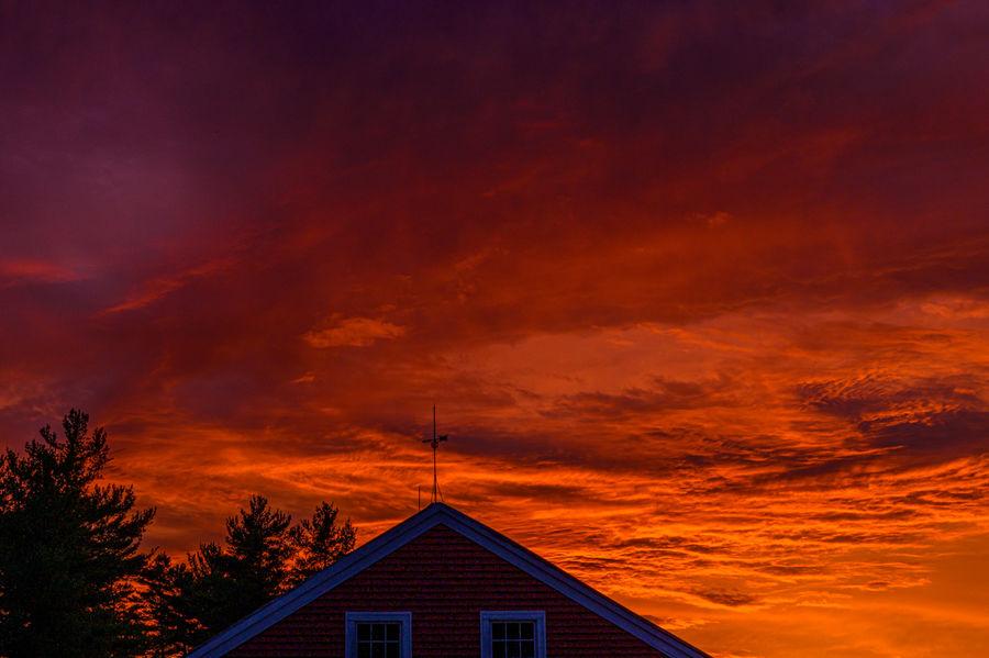 """Fire in the Sky""..."