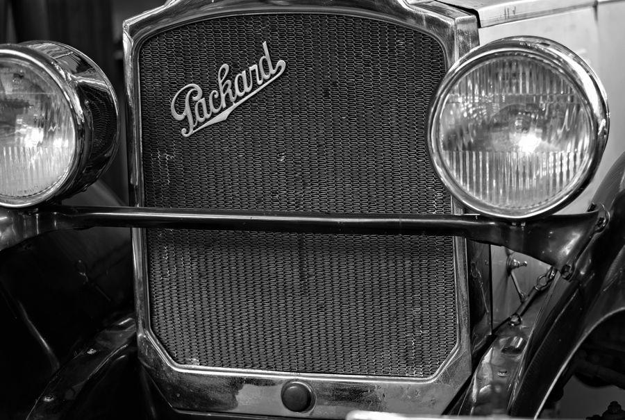 1928 Packard...
