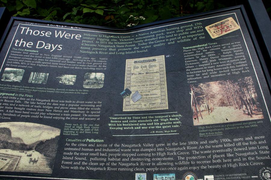Historic recounter information-...