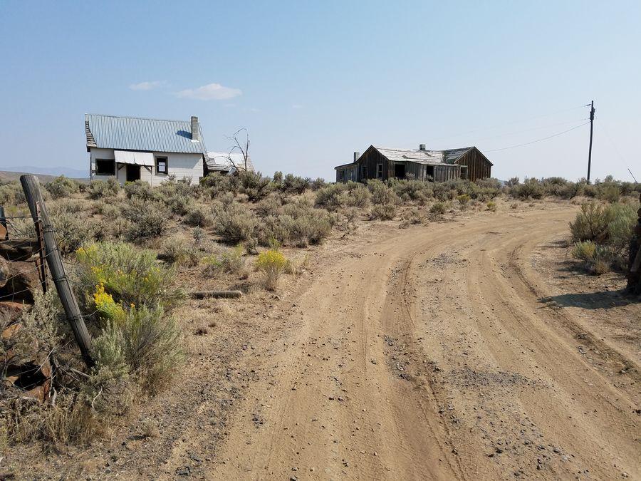 Idaho homestead...